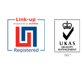 Link Up Registered and Approved - ISO Accredited